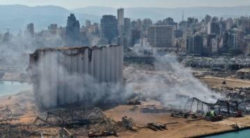 В Украине проверят условия хранения аммиачной селитры после взрыва в Бейруте