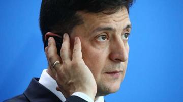 Зеленский: забудьте о том, что Украина забудет про Крым