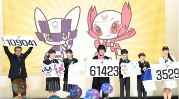В Японии определились с именем талисмана Олимпиады-2020
