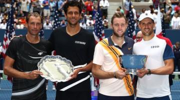 Майк Брайан выиграл парный US Open и установил рекорд турниров