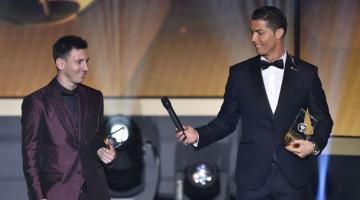 Карлос Тевес рассказал о главных различиях Роналду и Месси