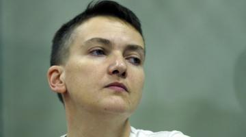 Суд арестовал часть квартиры Савченко в Киеве