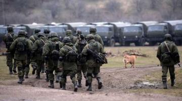 Восемь стран Евросоюза призывают РФ вывести ее войска и технику с территории Украины