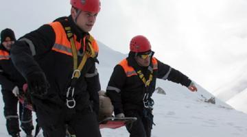 Украинский альпинист погиб в российских горах