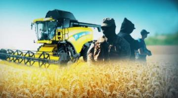 На Черкащині фермеру з Бельгії озброєні люди знищили зрошувальну систему