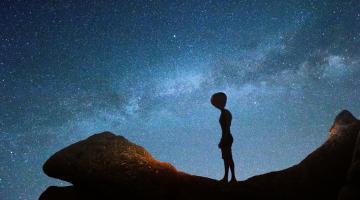 Инопланетяне могут быть похожи на нас внешне и внутренне, благодаря естественному отбору