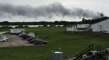 Spacecom может потребовать у SpaceX компенсацию за сгоревший спутник