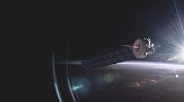 Российский физик предложил новый космический двигатель. На воде!