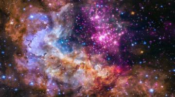 Физики предложили новую теорию о черных дырах из ранней Вселенной