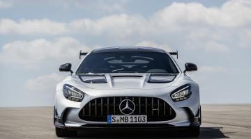 Mercedes-AMG GT Black Series: самый мощный V8 и активная аэродинамика (фото, видео)