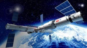 Китай строит новую международную космическую станцию к 2022 году