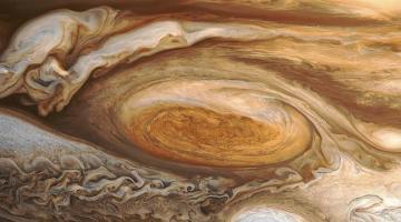 Лучшие космофото недели: молнии Юпитера и другое