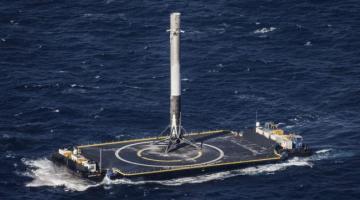 SpaceX нашла первого клиента, который воспользуется запуском уже летавшей ракеты