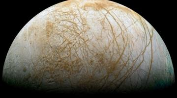 NASA планирует миссию к спутнику Юпитера Европе