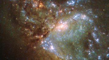 #фото дня | Слияние галактик