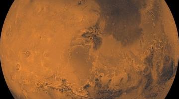 NASA может «зашевелиться» в связи с грядущей марсианской гонкой