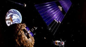 Чтобы сделать планету чище, нужно начать разрабатывать астероиды