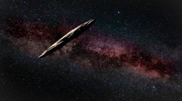 Межзвездный гость Умуамуа прибыл с одной из четырех ближайших звезд