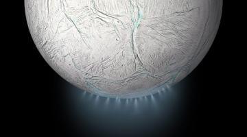 Океан Энцелада может быть достаточно древним, чтобы в нем появилась жизнь
