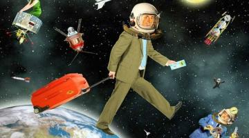 Российский частный космический туризм начнется в 2025 году