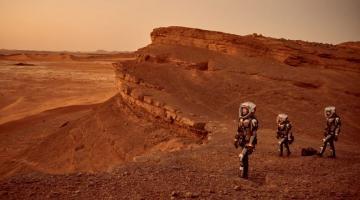 10 фактов о том, насколько неприятным может быть путешествие к Марсу