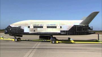 SpaceX впервые запустила сверхсекретный экспериментальный самолет ВВС США