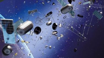 В Японии создают радар для обнаружения космического мусора