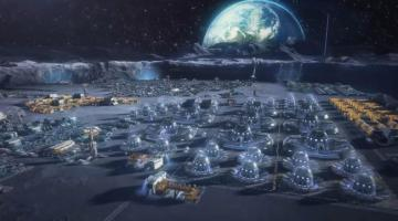 У руководителя Amazon Джеффа Безоса есть планы по колонизации Луны