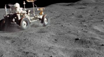Официально: США возвращаются на Луну