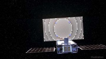 «Спутники-кубики» NASA направились в сторону Марса