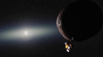 Зонд «Новые горизонты» отправился к своей новой цели исследования
