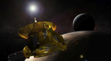 «Новые горизонты» вступил во вторую фазу подхода к Плутону