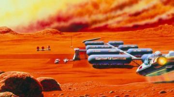 Второй человек, ступивший на Луну, хочет отправить нас на Марс