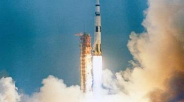 Пожар, который спас миссию «Аполлон»