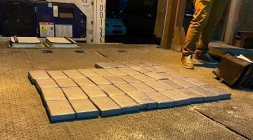 Под Одессой задержали рекордную партию кокаина