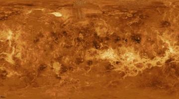 Облака Венеры оказались тесно связаны с ее поверхностью