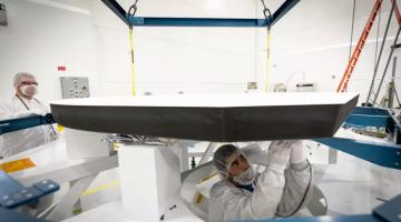 Аппарат NASA, который отправится «потрогать Солнце», получил свой тепловой суперщит