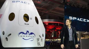 SpaceX перенесла первый пилотируемый полёт аппарата Dragon на 2018 год