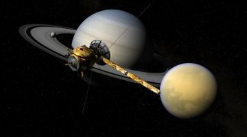 Почему колония на Титане может быть лучше марсианской?