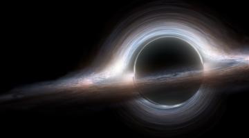 Астрономы обнаружили аномальную чёрную дыру