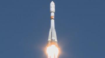 С космодрома «Восточный» был осуществлён третий запуск