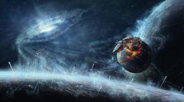 Шесть космических катаклизмов, которые могли бы уничтожить жизнь на Земле