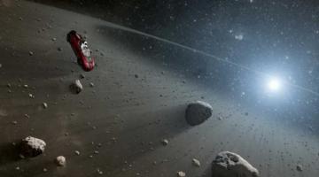 Космический мусор: можно ли его рассматривать как полезный ресурс?