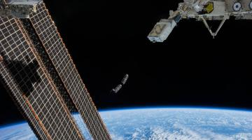 «Первая космическая нация» вывела свой спутник на околоземную орбиту