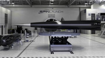 Космическая катапульта SpinLaunch привлекла 30 миллионов долларов инвестиций