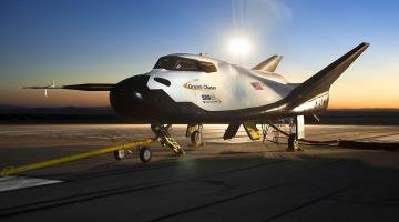 В США прошли испытания нового космического корабля