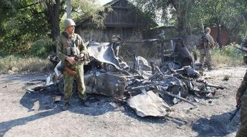 С Донбасса продолжают вывозить металлолом в Россию