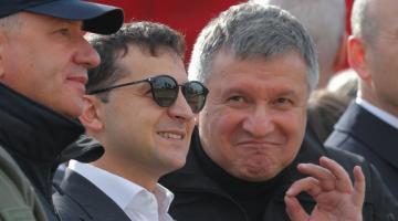 Зеленский назвал два условия для увольнения Авакова