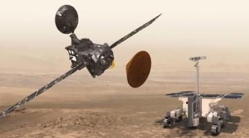 «Экзомарс» совершит историческую посадку на Марсе на следующей неделе