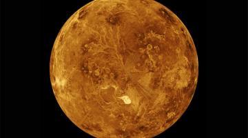 Когда-то на Венере могли быть океаны из углекислого газа